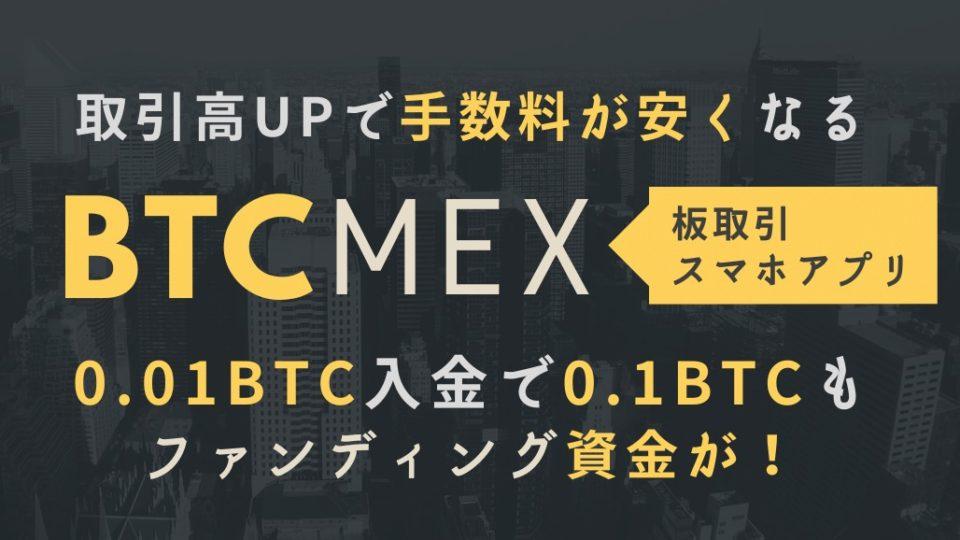 BTCFXの取引所|BTCMEXの解説ブログ
